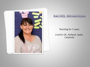 Rachel FILE